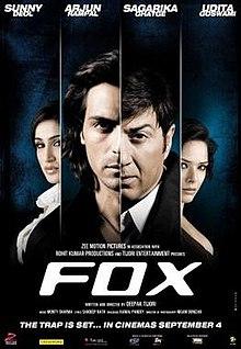 Foxtrot Movie