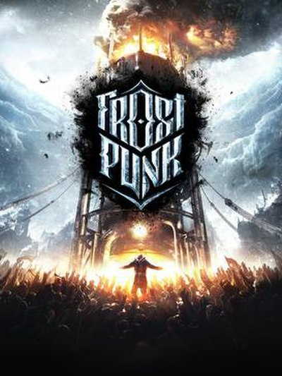 Picture of a game: Frostpunk