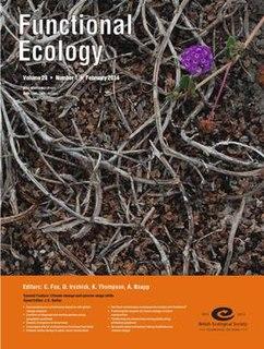 <i>Functional Ecology</i> (journal) journal