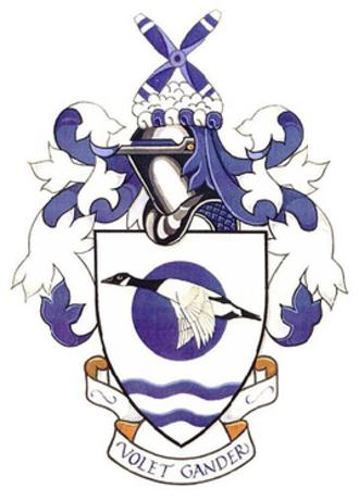 Gander, Newfoundland and Labrador - Image: Gander NFLD coat of arms