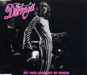 Get Your Hands off My Woman - Image: Get Your Hands Off My Woman Cover