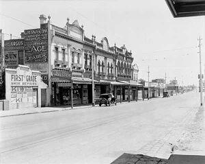 Elwood, Victoria - Glenhuntly Road Elsternwick in 1938
