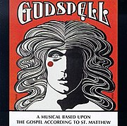 Godspell album cover (1971 Original Off-Broadway Cast)