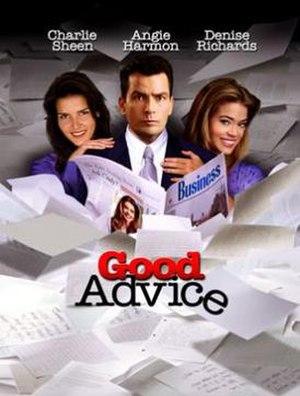 Good Advice - American movie poster