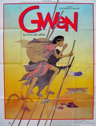Gwen, or the Book of Sand - Image: Gwen (Le livre de sable)