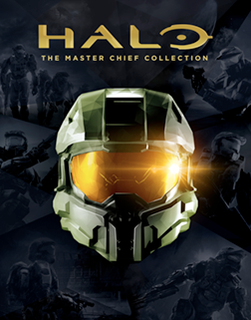 <i>Halo: The Master Chief Collection</i> compilation of first-person shooter video games