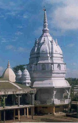 Nalbari - Image: Hari Mandir at Nalbari