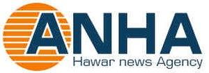 Hawar News Agency - Image: Hawar News Agency logo, Jan 2017