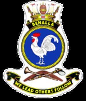 HMAS Benalla (J323)