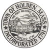 Official seal of Holden, Massachusetts