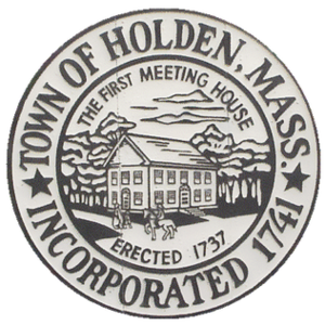 Holden, Massachusetts - Image: Holden MA Town Seal