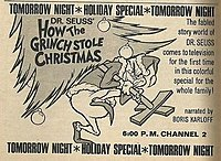 Picture of a TV show: How The Grinch Stole Christmas!