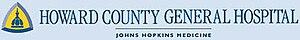 Howard County General Hospital - Image: Howard County General Hospital (logo)