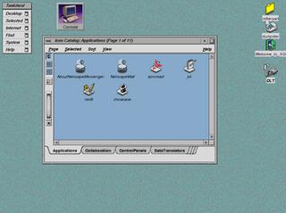 IRIX operating system