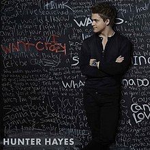 Hunter Hayes — I Want Crazy (studio acapella)