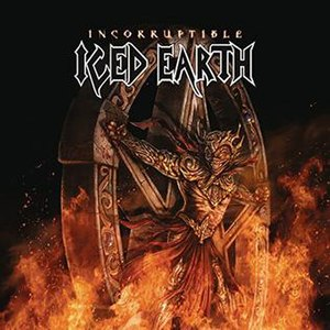 Incorruptible (album) - Image: Iced Earth Incorruptible Artwork