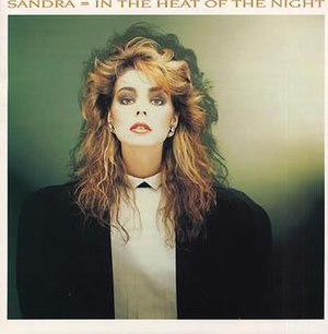 In the Heat of the Night (Sandra song) - Image: In The Heat Of The Night Sandra 12 inch