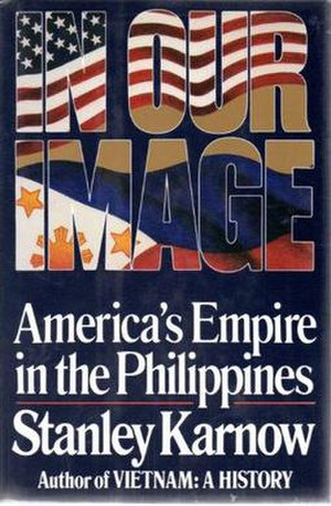 In Our Image: America's Empire in the Philippines - Cover of the first edition