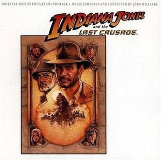 Indiana Jones and the Last Crusade (soundtrack) - Image: Indiana Jones and the Last Crusade Soundtrack