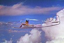 Avión invisible de la Mujer Maravilla