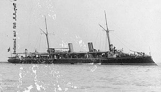 Italian cruiser <i>Tripoli</i>