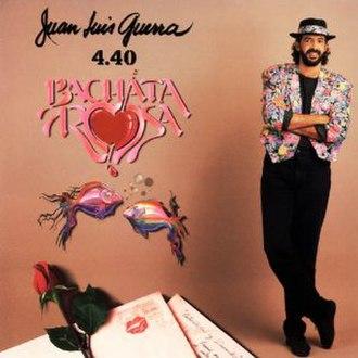 Bachata Rosa - Image: JLG bachata rosa