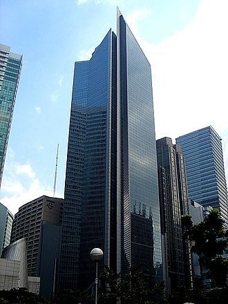 G.T. International Tower - Image: January 4, 2006 GT International Tower
