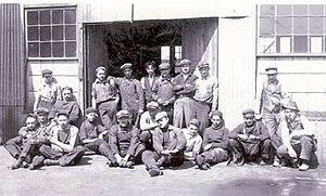 Jeffery company employees