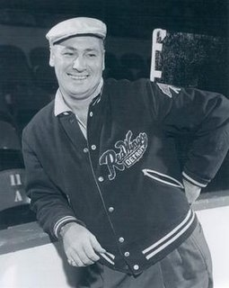 Jimmy Peters Sr. Canadian ice hockey player