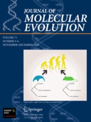 Journal of Molecular Evolution - Image: Journal of Molecular Evolution