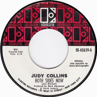 Both Sides, Now - Image: Judy Collins both sides now