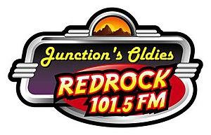 KGJX - Image: KGJX station logo