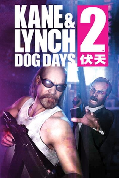 Picture of a game: Kane & Lynch 2: Dog Days