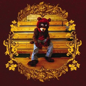 The College Dropout - Image: Kanyewest collegedropout