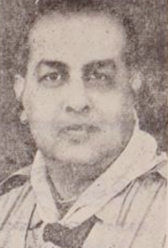 Kingsley C. Dassanaike - 1st Bronze Wolf in Sri Lanka
