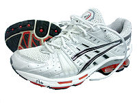 Asics Weightlifting Shoes Heel Height