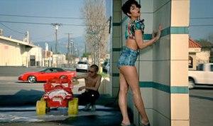 Lolita (Leah LaBelle song) - Image: Leah Labelle Car Wash
