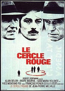 Image result for le cercle rouge