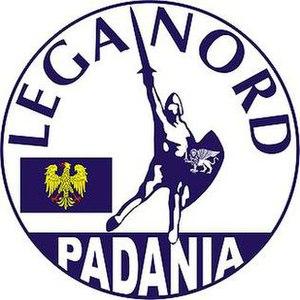 Lega Nord Friuli-Venezia Giulia - Image: Lega Friuli VG Logo