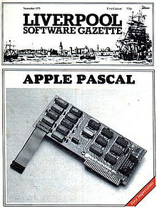 Liverpool Software Gazette - First Edition - November 1979