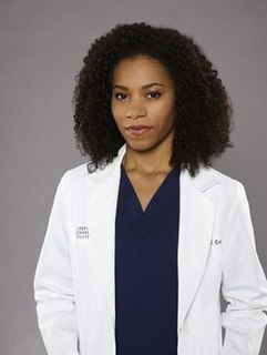 Maggie Pierce fictional character from the television series Greys Anatomy