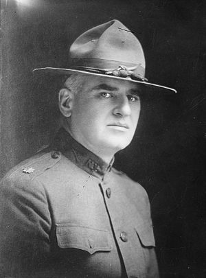 New York State Police - George Fletcher Chandler, the first Superintendent of the New York State Police
