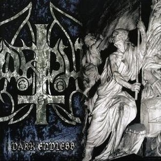 Dark Endless - Image: Marduk Dark Endless (2006 reissue)