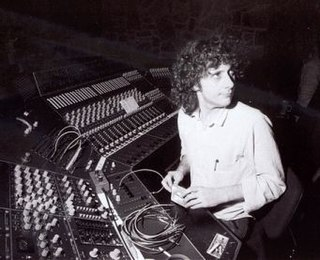 Martin Hannett English musician and record producer