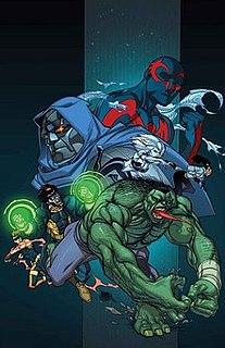 <i>Marvel 2099</i>