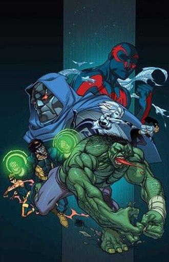 Marvel 2099 - Image: Marvel 2099