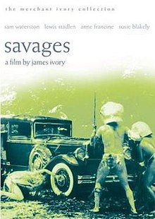 Merchant and Ivory Savages DVD.jpg