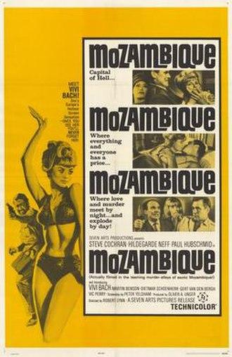 Mozambique (film) - Original film poster