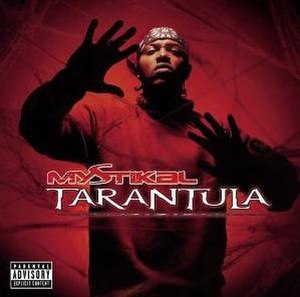 Tarantula (Mystikal album) - Image: Mystikal Tarantula