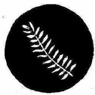 Royal Wiltshire Yeomanry - The New Zealand fern leaf still worn on RWY vehicles.